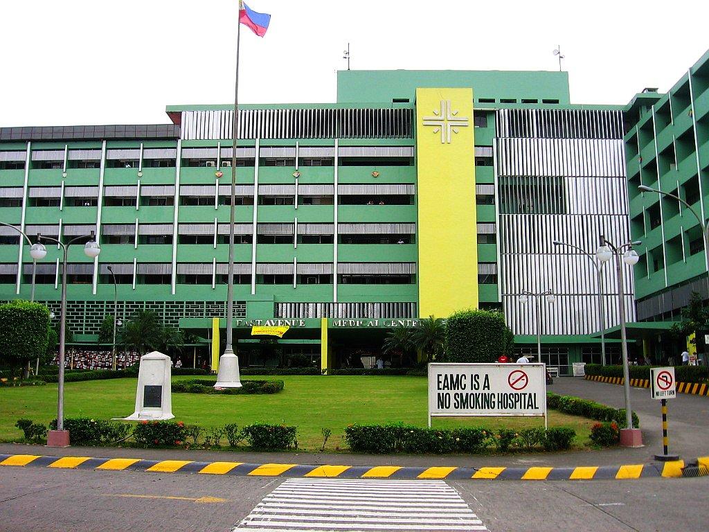 Manila Hospital Directory East Avenue Medical Center